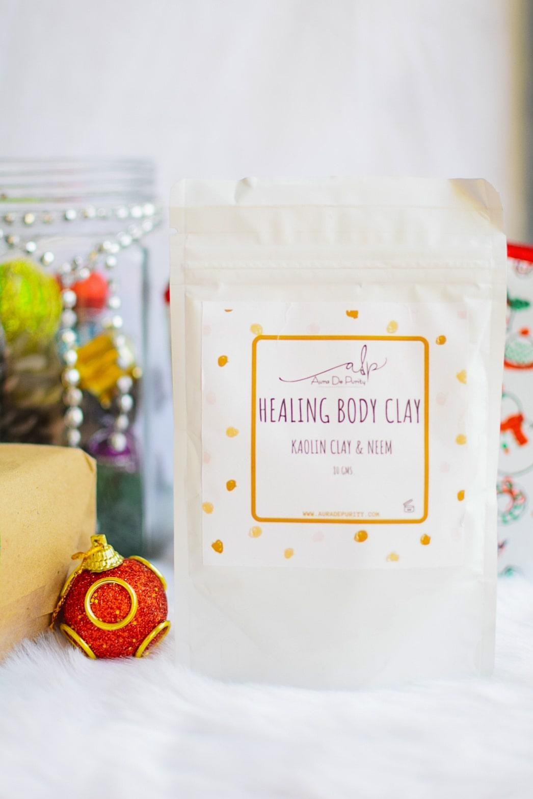 Aura De Purity Healing Body Clay