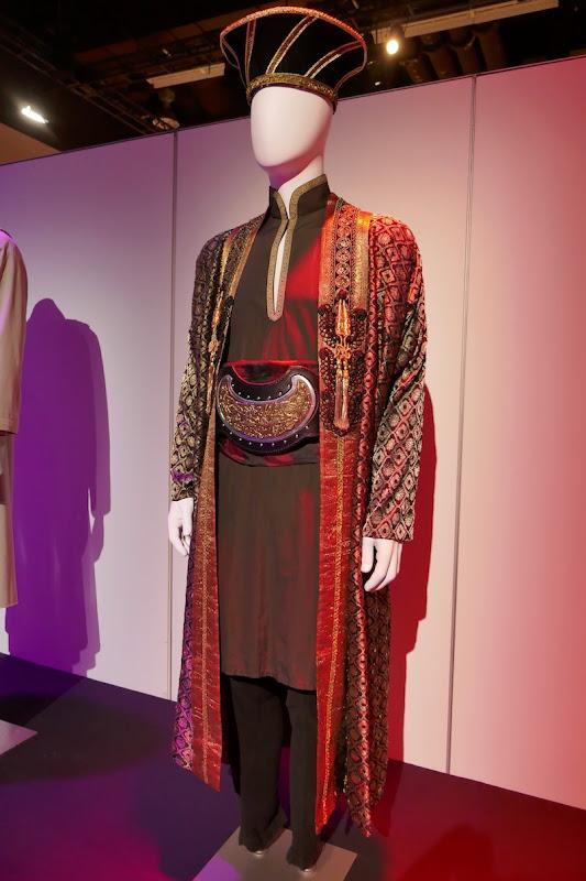 Ben Kingsley Prince Persia Sands Time Nizam costume