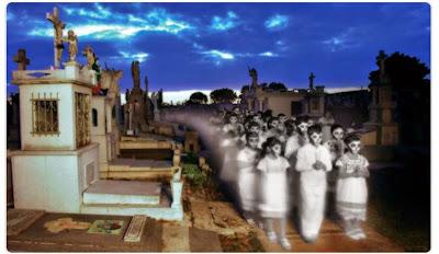 las animas benditas leyenda de guatemala
