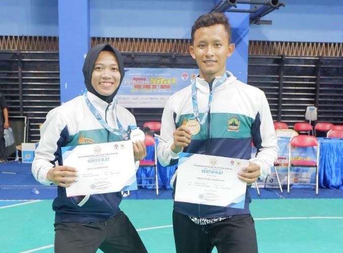 Atlet Pencak Silat UMS Tembus PON Papua 2020
