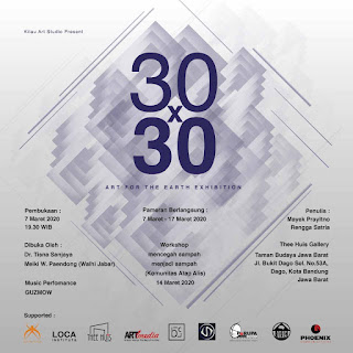 30 x 30 Art Exhibition