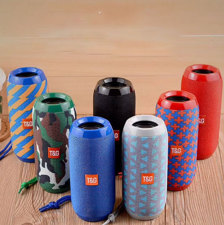 Bluetooth Portable outdoor Rechargeable Wireless Speakers