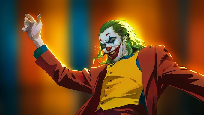 Papel de Parede Joaquin Phoenix Joker