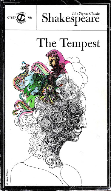 Milton Glaser, the tempest