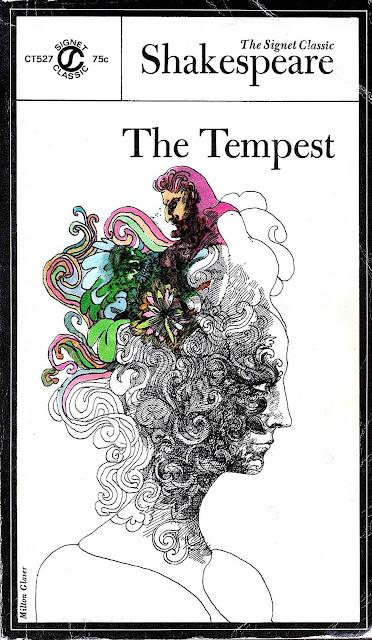 Milton Glaser, the tempest