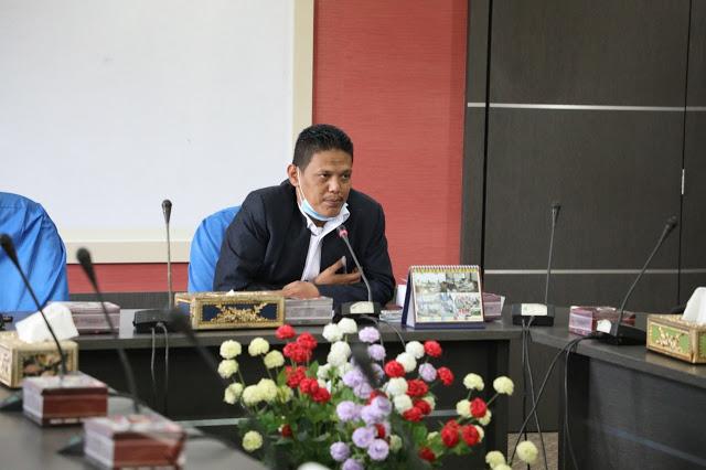 Rapat Pembahasan Rancangan Awal RPJMD Kota Batam 2021-2026 antara DPRD dan Pemerintah Kota Batam