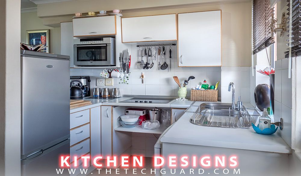 Best Designs including Pattern and Colours for Kitchen
