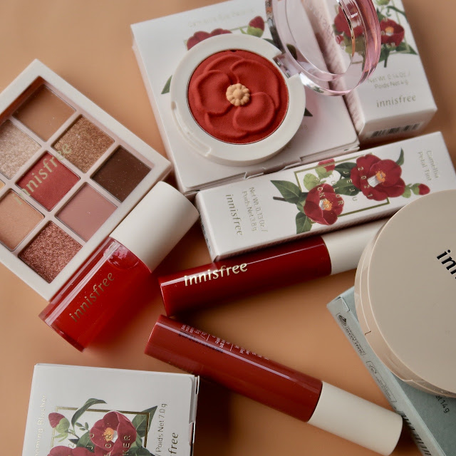 Innisfree Jeju Color Picker Collection and Skin Fit Glow Cushion Review morena filipina beauty blog
