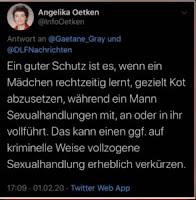Изнасилования в Германии