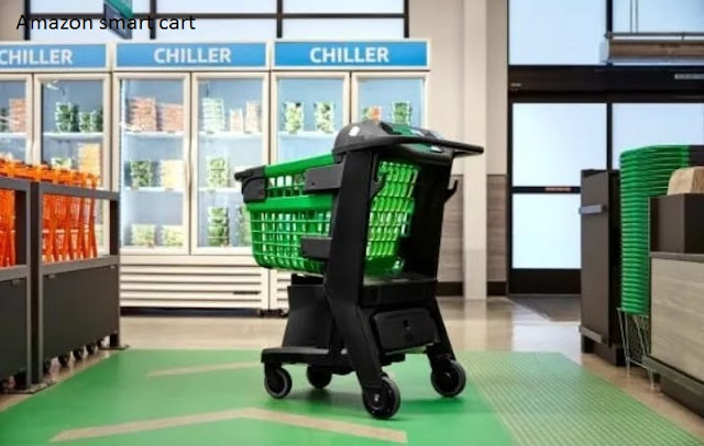 Amazon smart cart