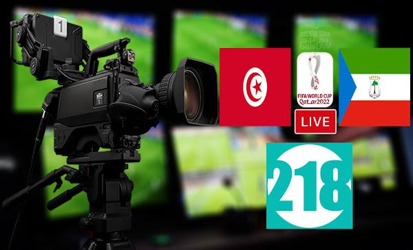 taradod 9anat libya 2018 - قناة 218 الليبية تعلن نقل مباراة تونس وغينيا الإستوائية وهذا التردد علي نيال سات