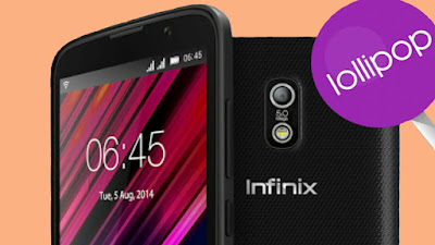 TWRP FOR INFINIX HOT X507 LOLLIPOP
