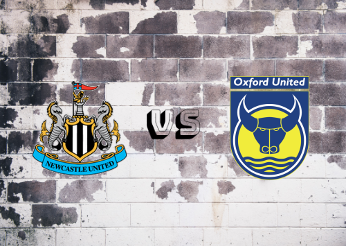 Newcastle United vs Oxford United  Resumen