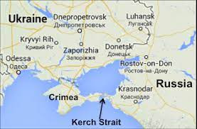 Russia to close parts of Black Sea, Kerch Strait for 6 months
