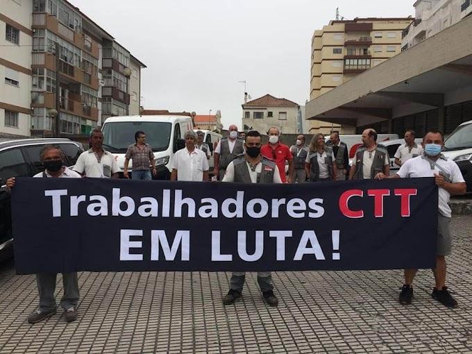 Trabalhadores do CDP da Figueira da Foz suspendem pré-aviso de greve