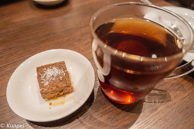 デザート紅茶