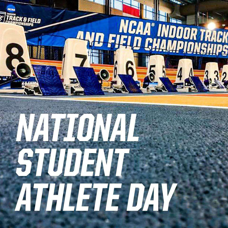 National Student-Athlete Day Wishes Awesome Images, Pictures, Photos, Wallpapers