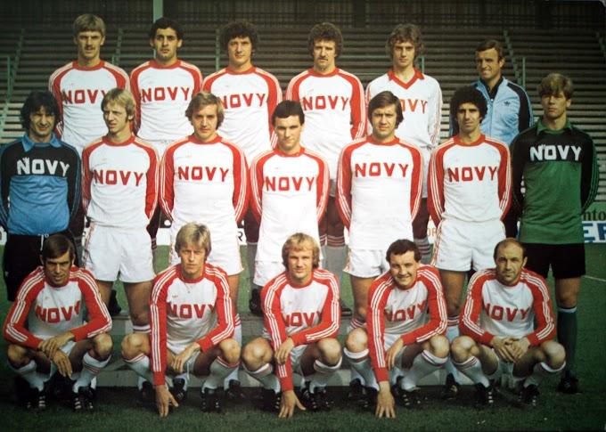 K.V.K KORTRIJK 1978-79.