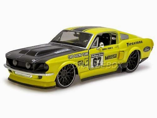 Diecast 2014 Mustang Gthtml  Autos Post
