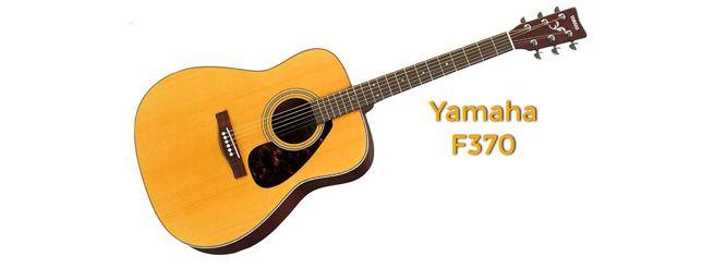 Yamaha F370 Guitarras Acústicas Baratas