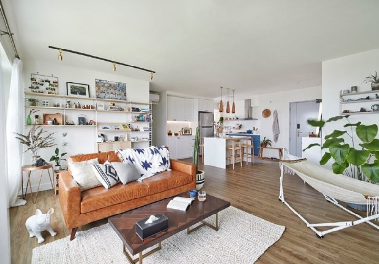 6 Scandinavian Living Room HDB That Are Worth