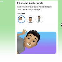 Cara Membuat Avatar di Facebook