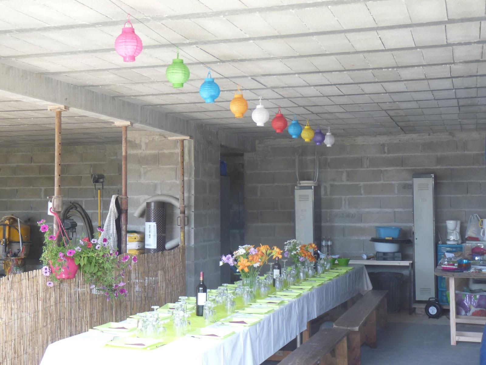 Eclairage Sous Sol Maison la maison de la plénitude du bonheur: le chantier en habit