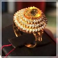 Jual Cincin Berlian Batu Aleksandri