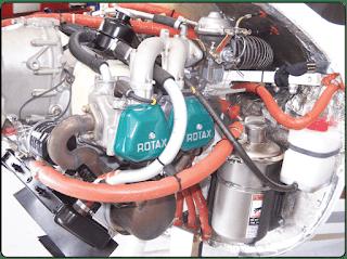 Rotax 912/914 engine