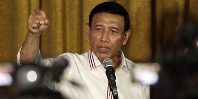 Kata Wiranto: Bubarkan Ormas Anti Pancasila atau NKRI yang Bubar?