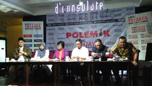 Pasca-Debat Perdana, TKN Nilai Prabowo Bukan Lawan Tanding Jokowi