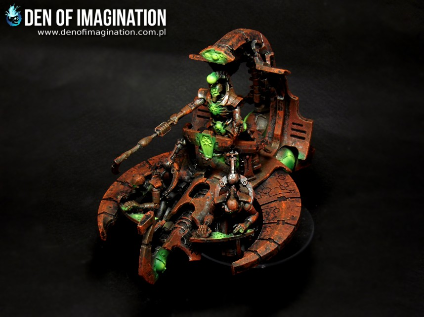 Blog Rusty Necron Army