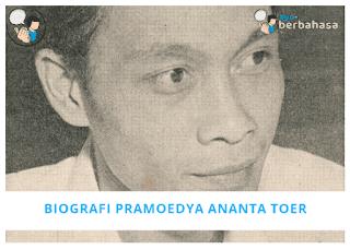 Biografi Pramoedya Ananta Toer