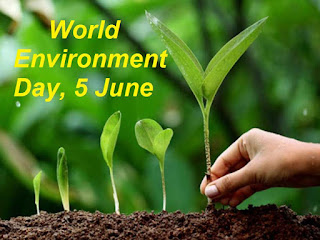 World Environment Day- 5 June