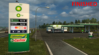 recommendedmodsets2, ets2 mods, euro truck simulator 2 mods, ets2 graphic mod, ets 2 realistic gas stations, ets 1.32, ets 2 real european gas station reloaded v1.32 screenshots 3