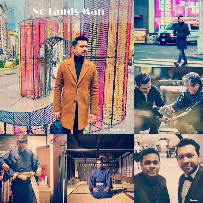 'No Lands Man' Tahsan khan New Movie | A.R. Rahman,Nawazuddin Siddiqui