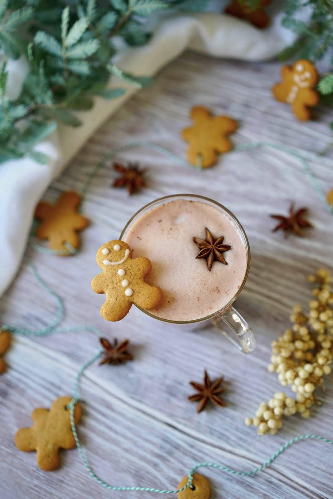 Gingerbread , sablés, bredele , petits gâteaux de Noel , Cannelle