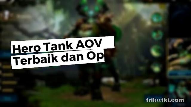 Review 5 Hero Tank Super Kuat di Games AOV