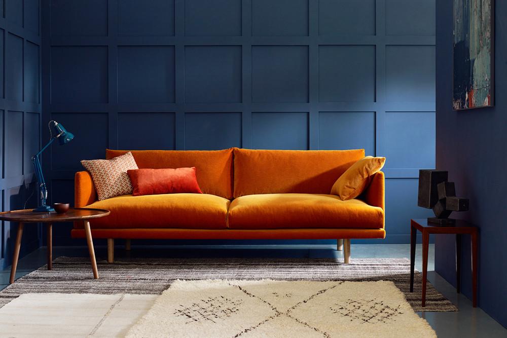 Byelisabethnl Furniture Design Colorful Velvet Sofa Ottilie From