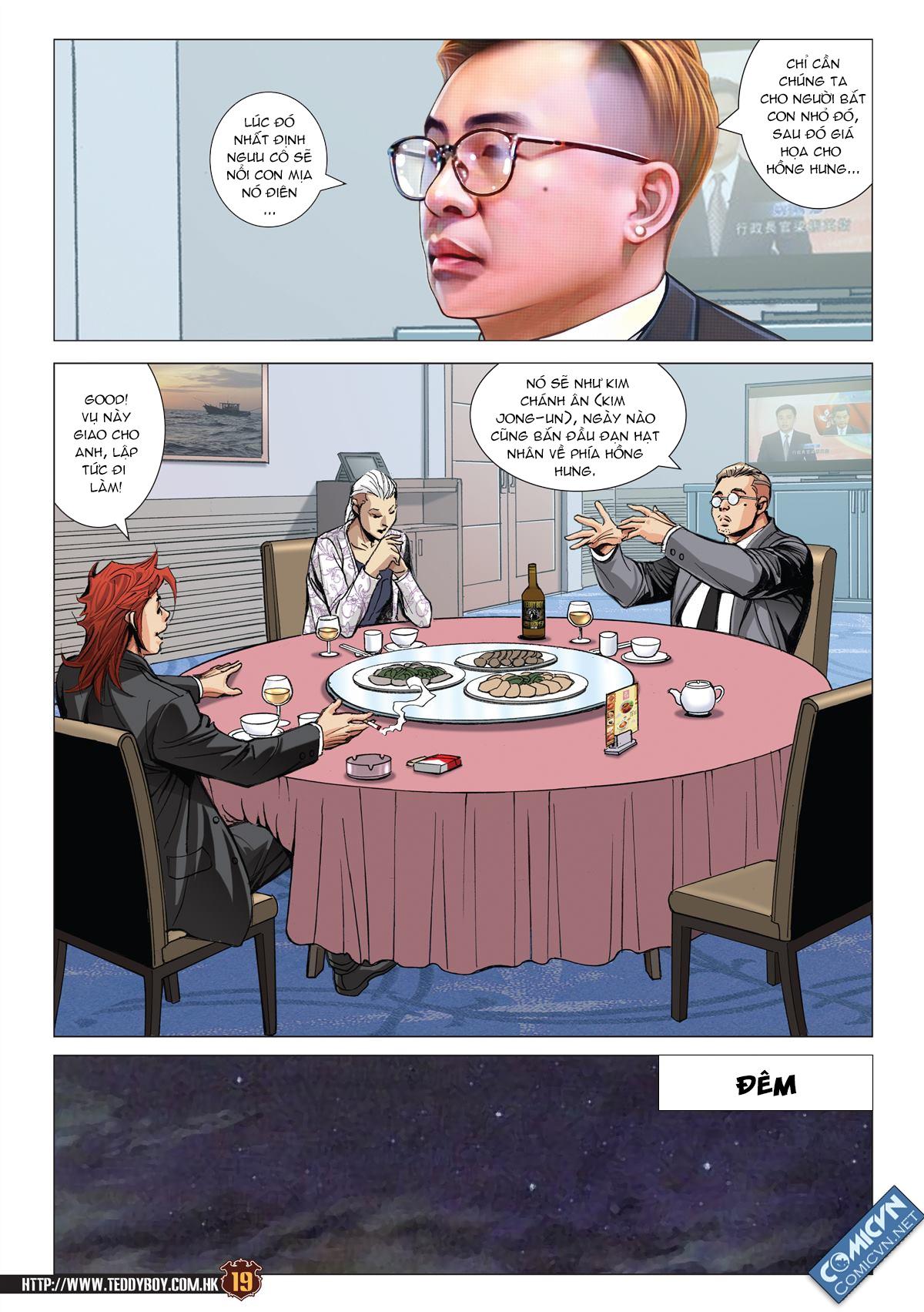 Người Trong Giang Hồ Chap 2095 - Next Chap 2096 image 18