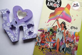 Sexta Geek: Amor é amor, publicado pela Geektopia