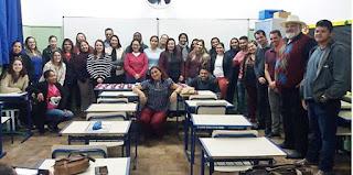 Miracatu realiza aula inaugural dos cursos da UNIVESP