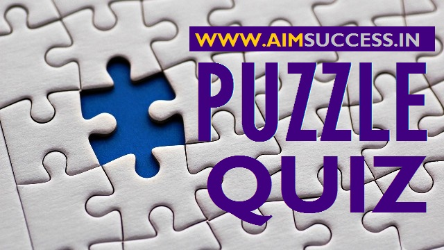 Must do Puzzle for SBI PO/Clerk 2018: 15 May
