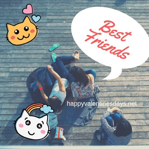 best friends pic