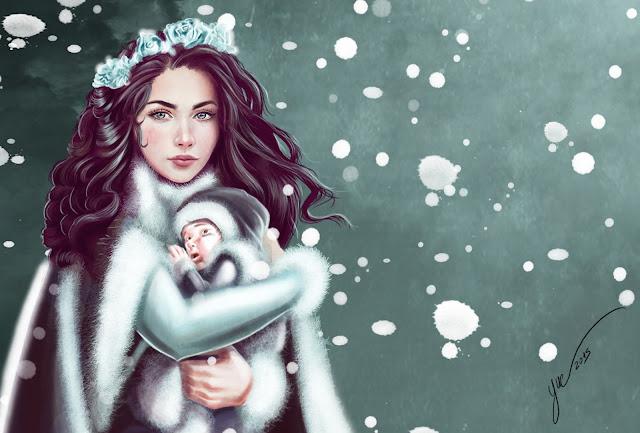 Lyanna Stark & Jon Nieve