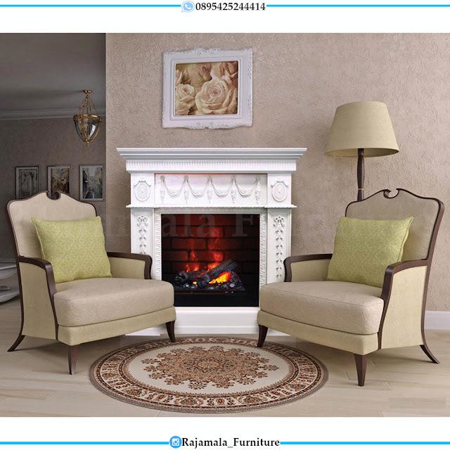 Harga Kursi Sofa Teras Mewah Ukiran Luxury Elegant Design Furniture Jepara RM-0530