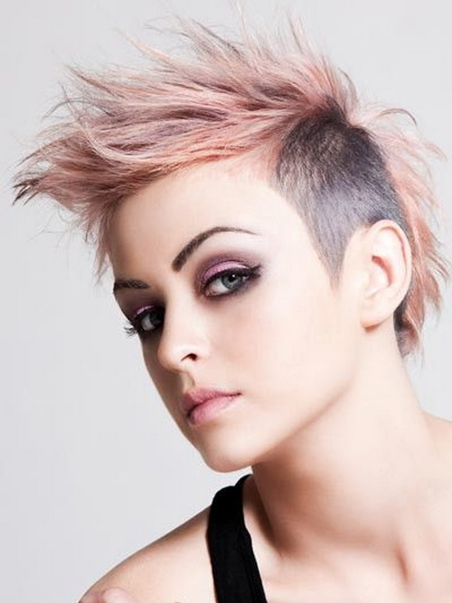 Punk Hairstyles