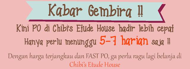 chibis etude house korea, katalog etude house indonesia, jaul etude murah, jual etude original, harga etude house indonesia, chibis prome, katalog produk etude, daftar harga etude house