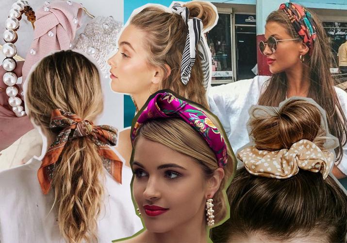 tendências de acessórios para o cabelo inverno 2020