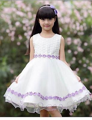 vestidos de niña para tres años